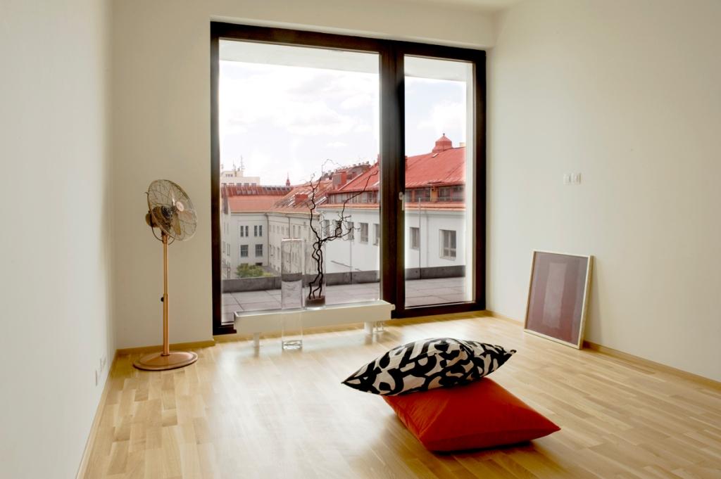 Malé byty v Praze